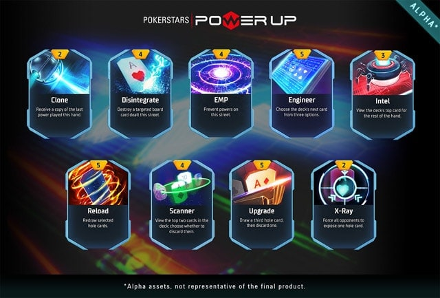 power up poker