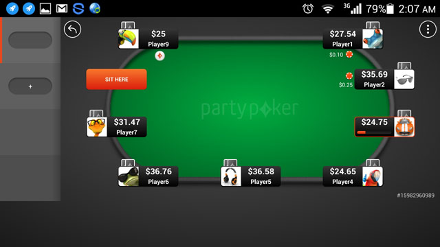 Party Poker Gallery 5