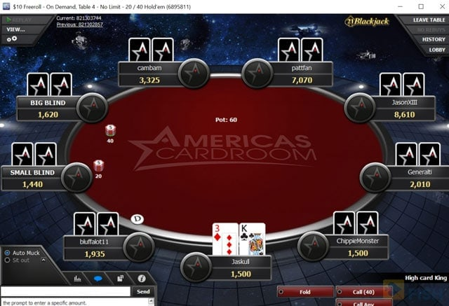 America's Cardroom Gallery 7