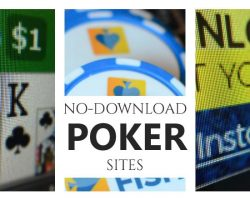 Every Instant Play and No Download Poker Site Tested