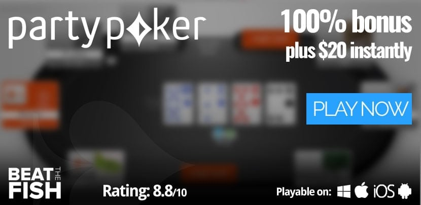 Party poker review us