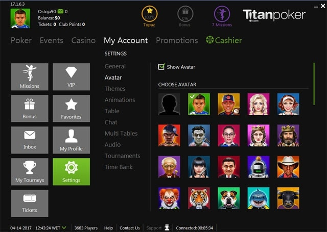 Titan Poker Gallery 4