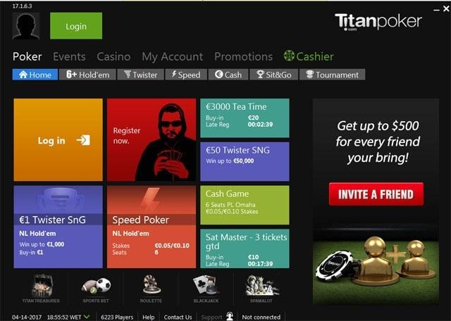 Titan Poker Gallery 3