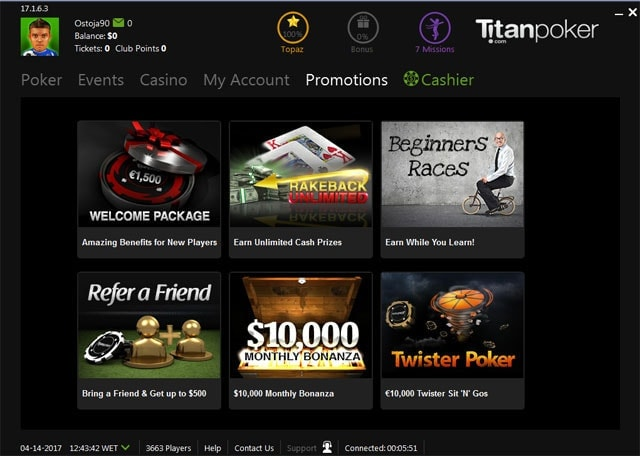 Titan Poker Gallery 8