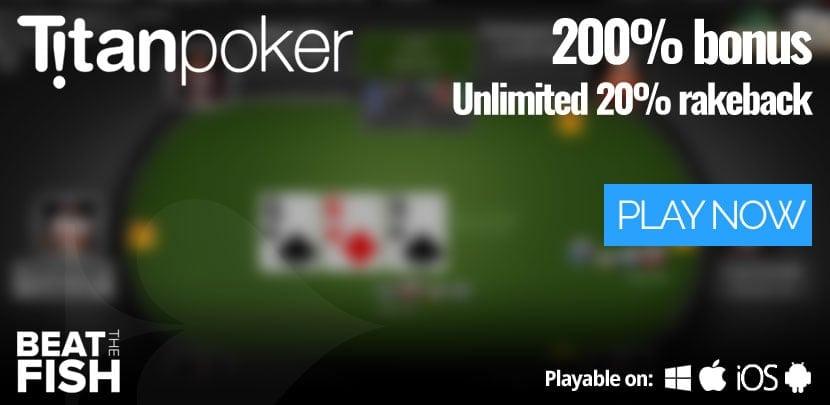 Play at Titan Poker Now