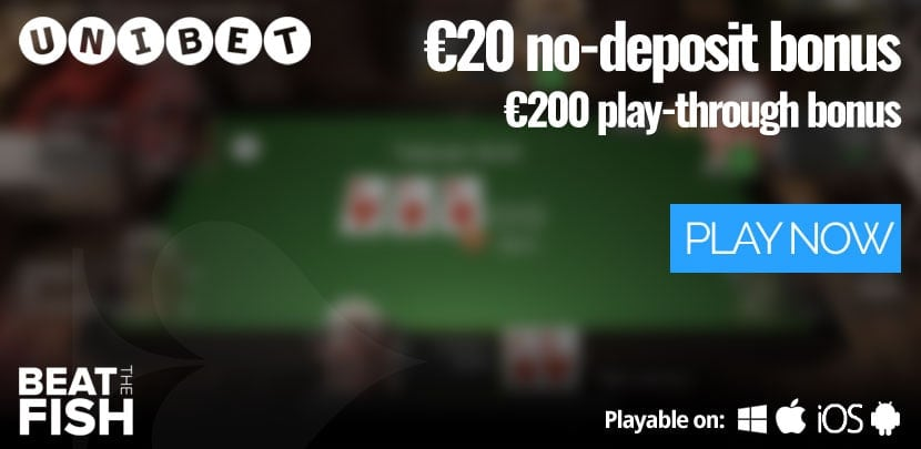 Play at Unibet Poker Now