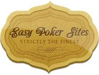 Easy Online Poker Badge