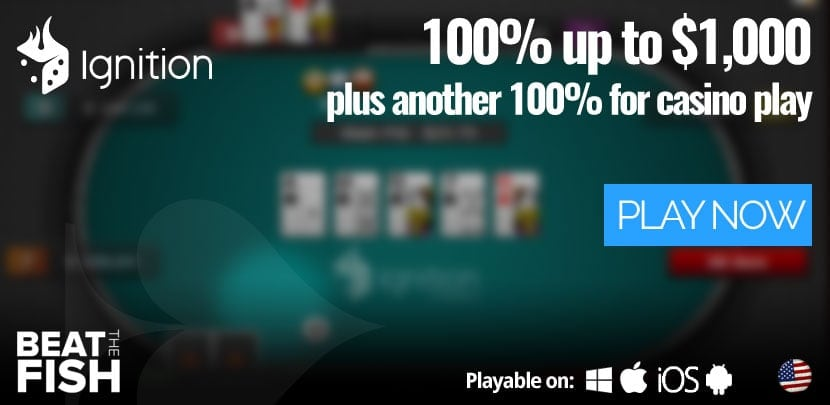 Play Now at Ignition Poker