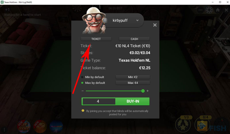 Unibet Poker Promo Ticket