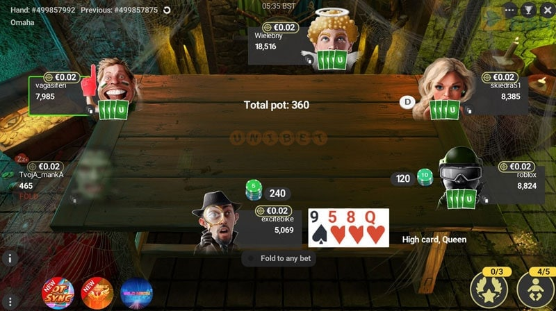 Unibet Poker Promotions