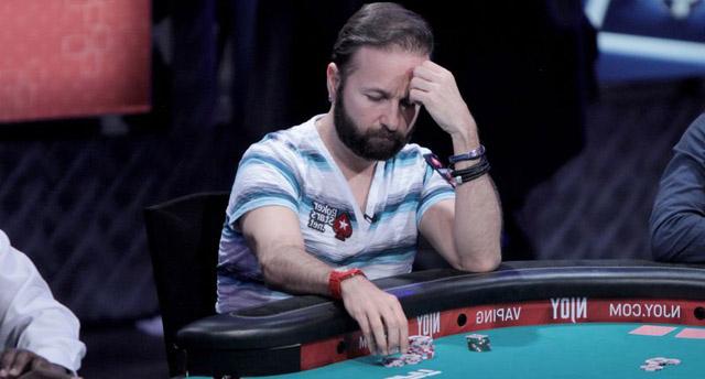 Negreanu WSOP 2017 bracelet bet