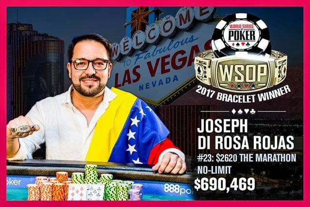 WSOP 2017 Marathon