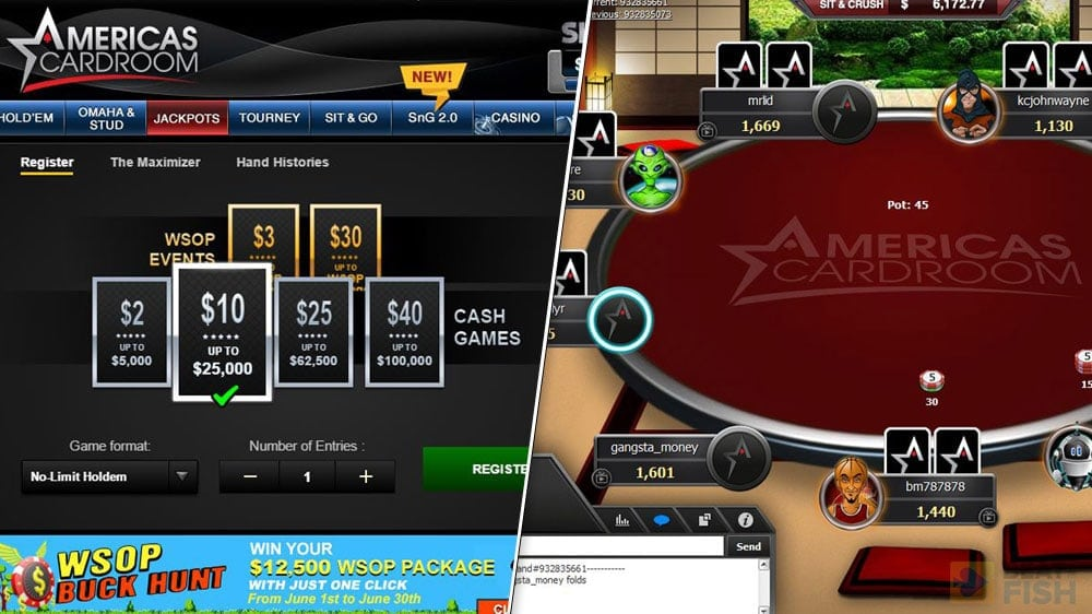 Americas Cardroom New Poker Ideas