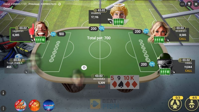 Unibet Poker New Site
