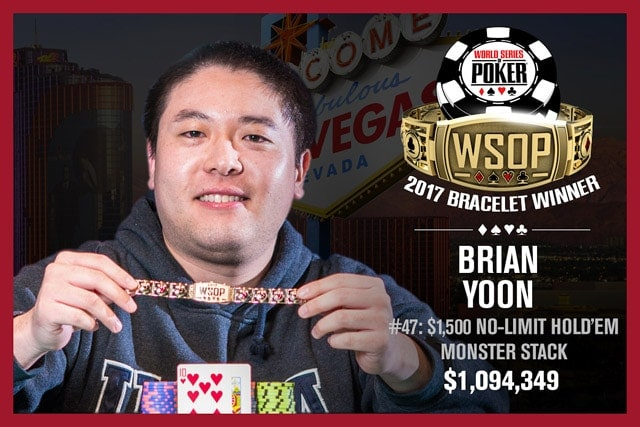 2017 WSOP Monster Stack