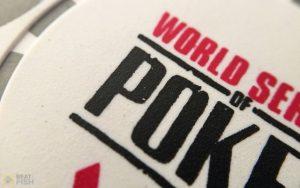 WSOP 2017 numbers