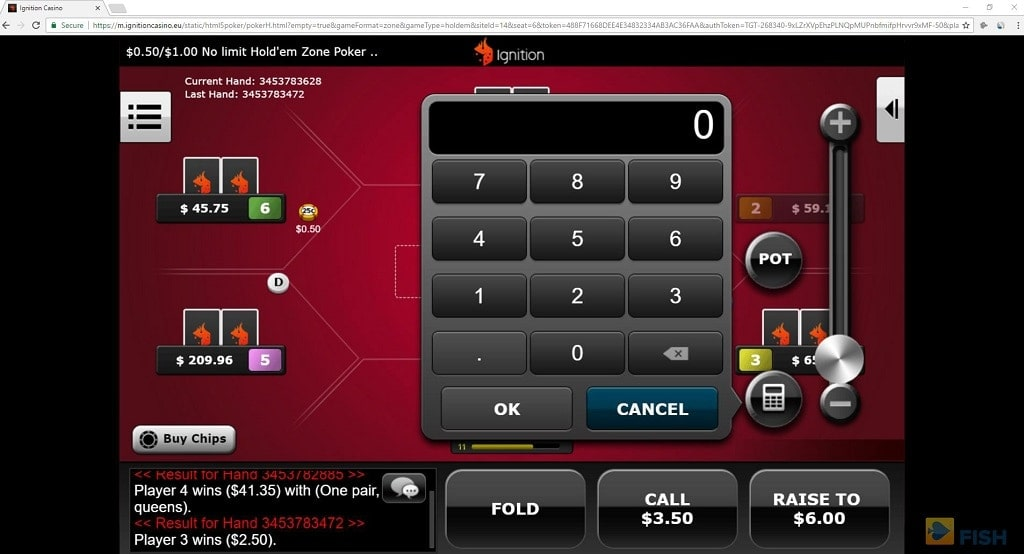 Ignition Poker No Download