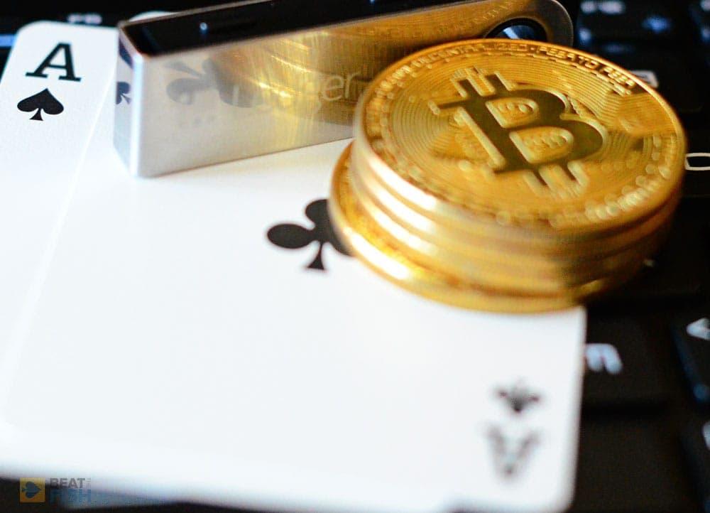 Ledger Nano S for Bitcoin Poker