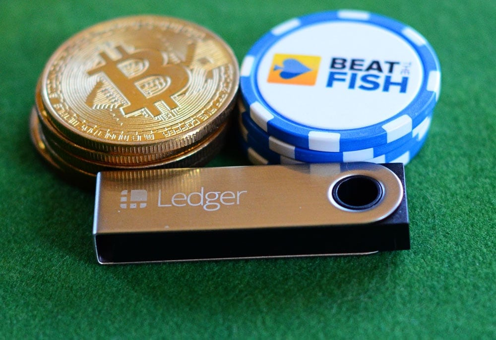 Bitcoin Poker with Ledger Wallet