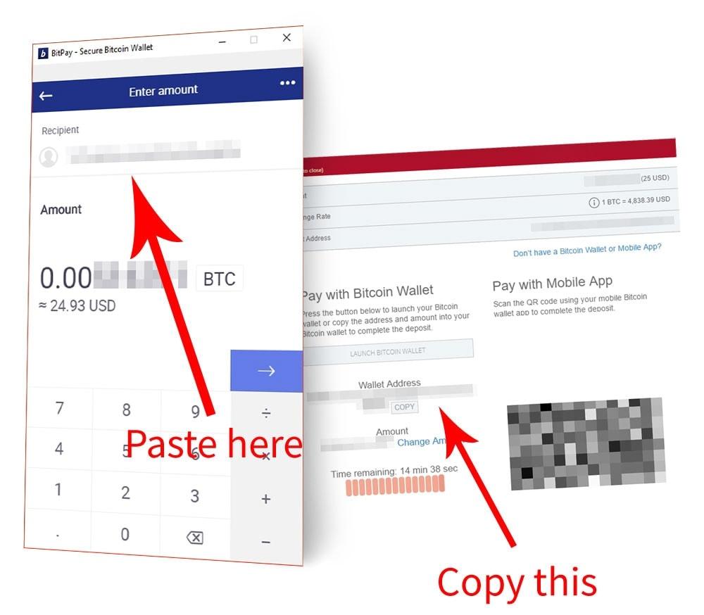 Résultats de recherche d'images pour «malware bitcoin copy paste»