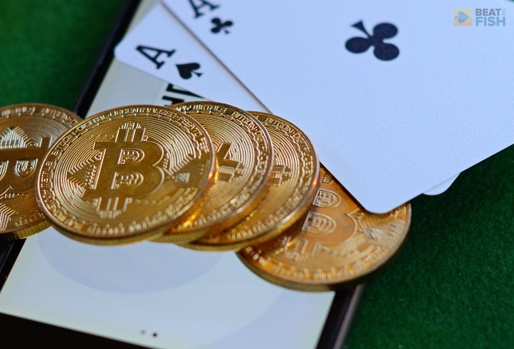 Making a Bitcoin Poker Withdrawal