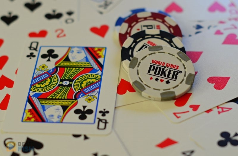 Poker final table 2018