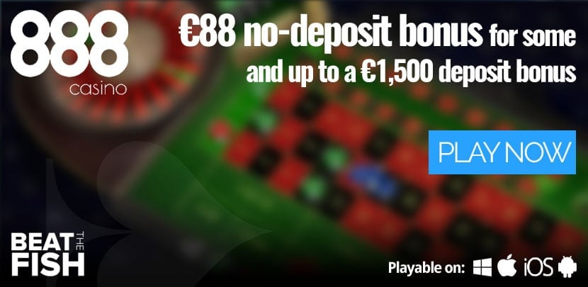 Play at 888 Casino Now