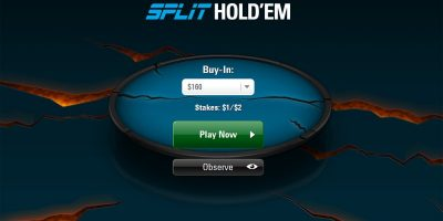 PokerStars Introduces Split Hold'em with Two Full Community Boards