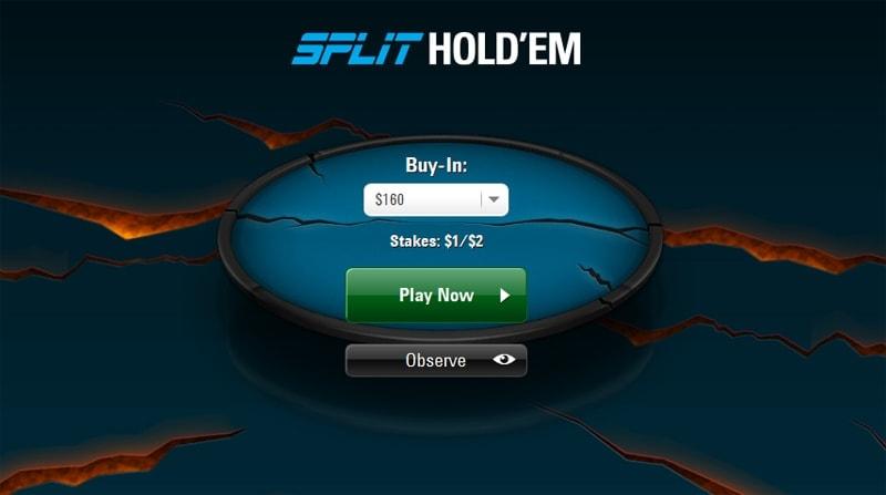 Split Hold'em