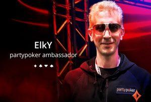 Betrand ElkY Grospellier Party Poker