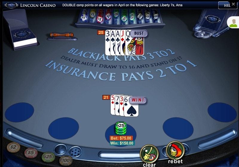 Lincoln Casino Gallery 7