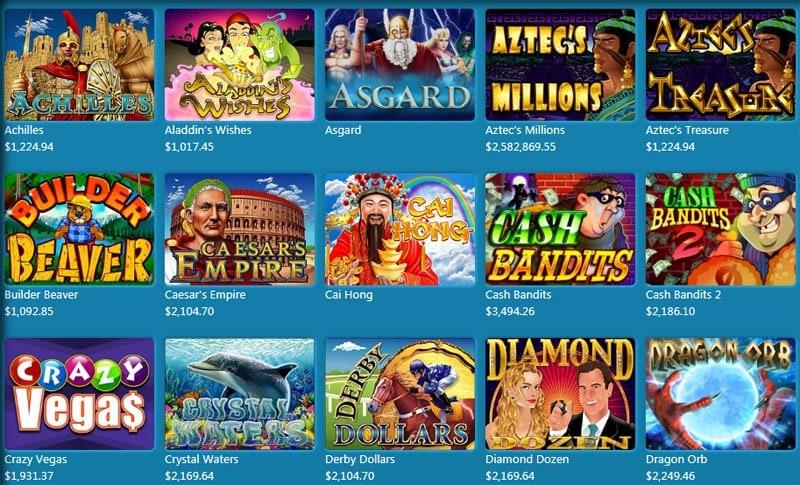 Sloto'Cash Casino Software