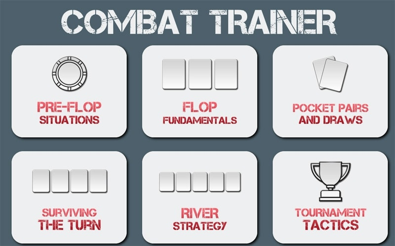 Advanced Poker Training Introduces Combat Trainer: Hands-on Learning