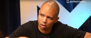 Phil Ivey at WSOP 2018