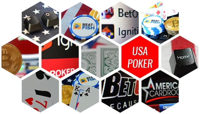 Legal USA Real-Money Poker Sites