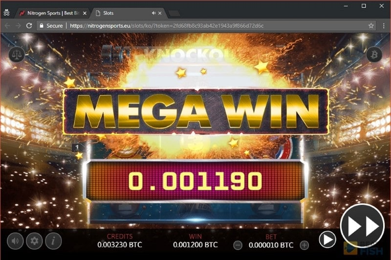 Nitrogen Casino Knockout Slots