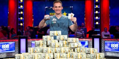 Justin Bonomo Wins One Drop for $10,000,000, Tops All Time Money List