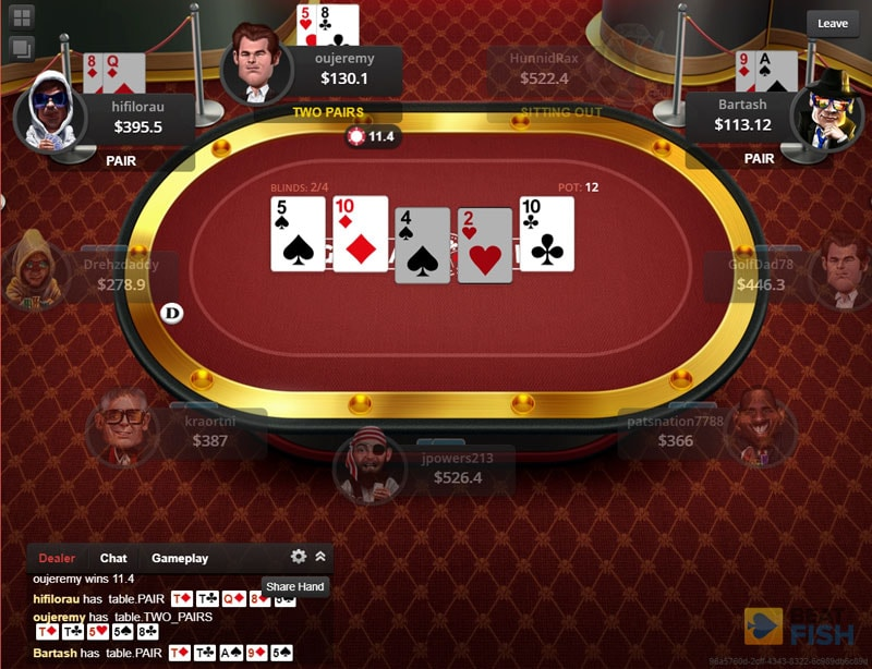 Global Poker Software