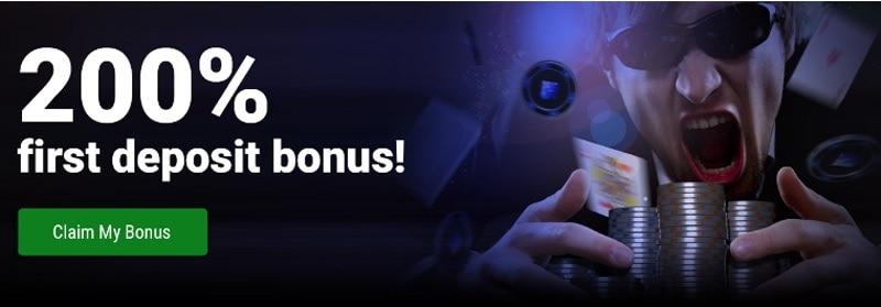 Breakout Poker Deposit Bonus