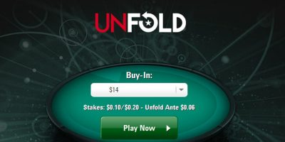 PokerStars Introduces UNFOLD Hold'em: Rabbit Hunting Is Mandatory!