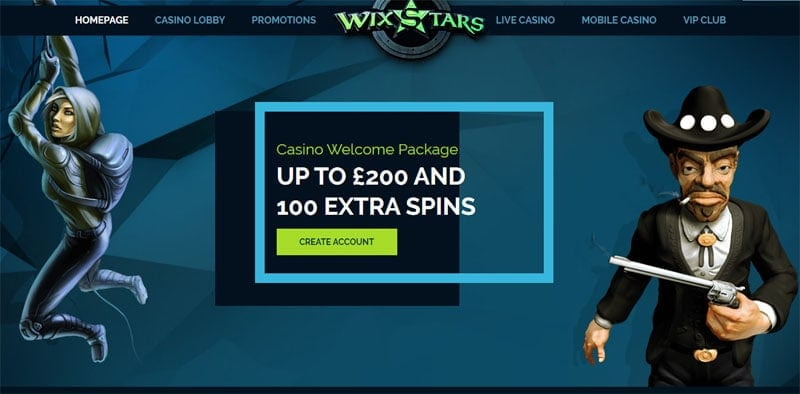 Wixstars Casino Gallery 1
