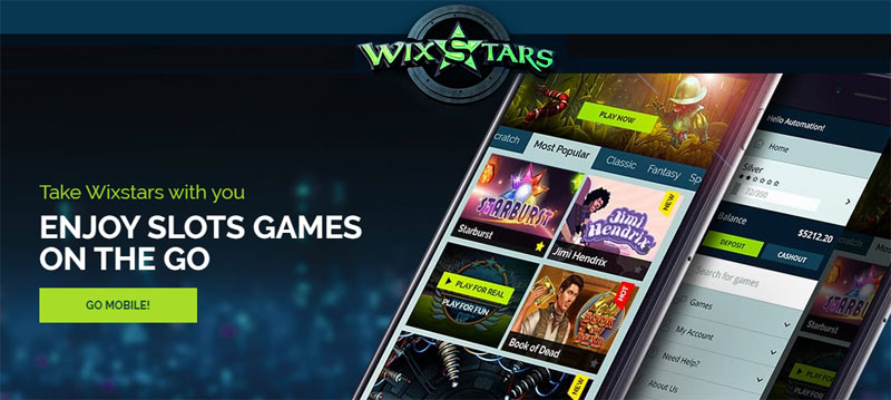 Wixstars Mobile