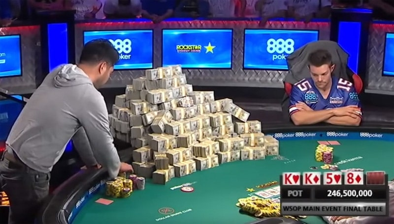 Image result for The 2019 WSOP Main Event