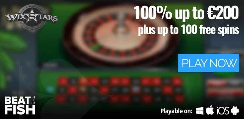 Play at Wixstars Casino Now