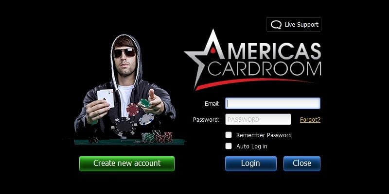 Winning Poker Network Americas Cardroom