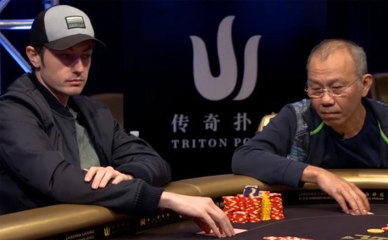 Triton cash games - Tom Dwan and Paul Phua