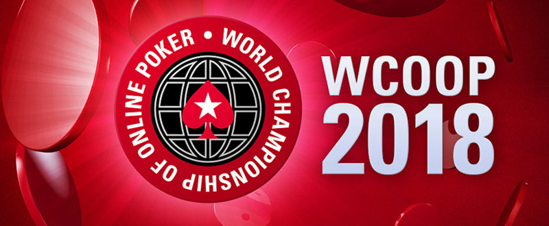 WCOOP 2018 record series