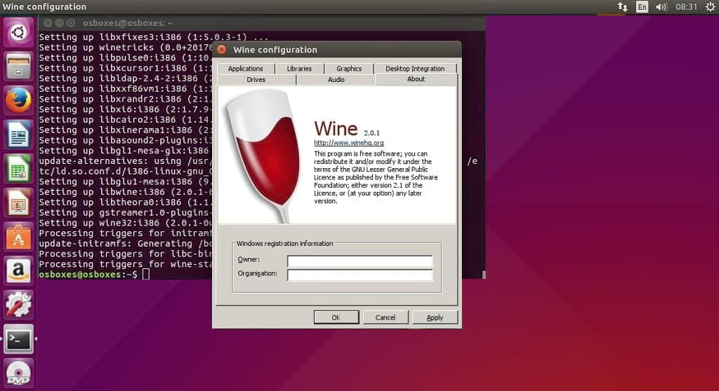 Installing Wine to play Linux poker games