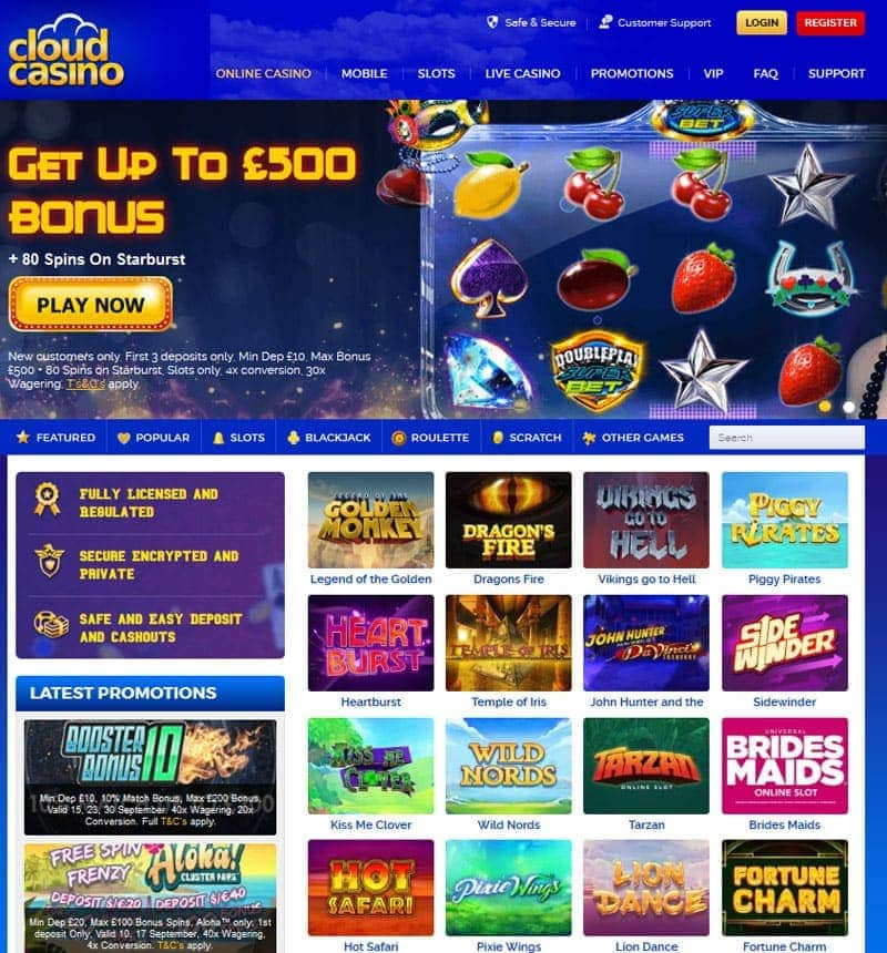 Cloud Casino Gallery 4
