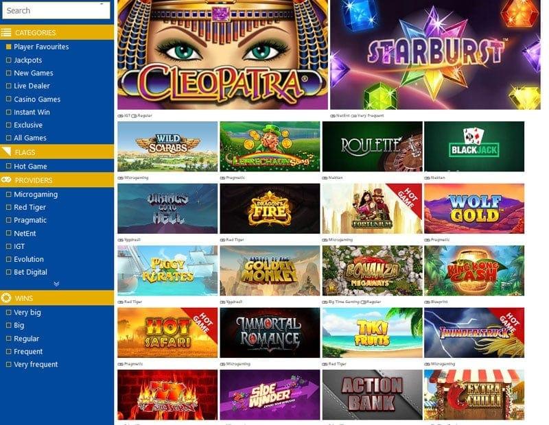Cloud Casino Gallery 6